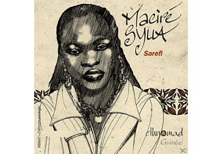Maciré Sylla - Sarefi - (CD)