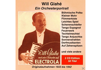 Glahe  Will - Will Glahe-Orchesterportrait - (CD)