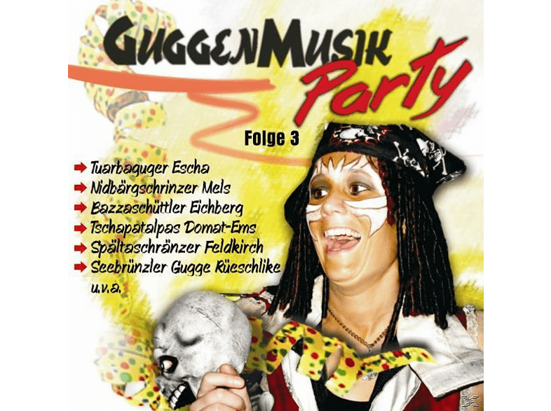 VARIOUS - Guggen Musik Party Vol. 3 [CD]