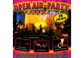 VARIOUS - Open Air-Party - (CD)