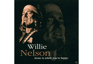 Willie Nelson - Home Is Where You're Happy - (CD)