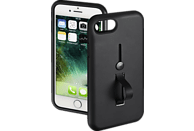 HAMA Loop , Backcover, Apple, iPhone 7, iPhone 8, Polycarbonat (PC)/Thermoplastisches Polyurethan (TPU), Schwarz