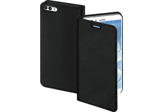 Booklet Slim Bookcover Honor View 10 High-Tech-PU Schwarz