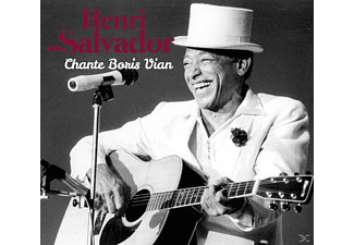 Henri Salvador - Chante Boris Vian - (CD)