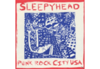 Sleepyhead - Punk Rock City USA - (Vinyl)