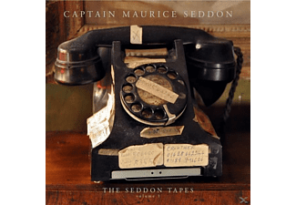 Captain Maurice Seddon - The Seddon Tapes Vol.1 - (Vinyl)