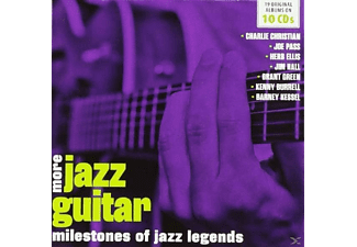 VARIOUS - Jazz Guitar Vol.2 - (CD)