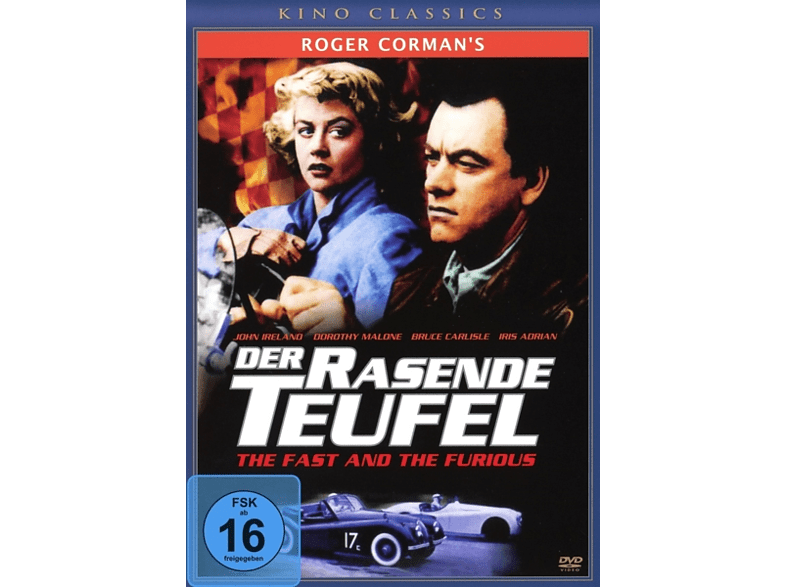 The Fast and the Furious - Der rasende Teufel [DVD]