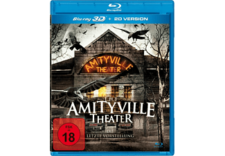 THE AMITYVILLE THEATER (3D) - (3D Blu-ray)