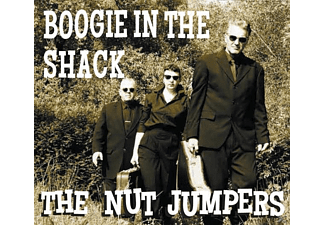 The Nut Jumpers - BOOGIE IN THE SHACK - (CD)