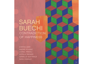 Stefan Aeby, André Pousaz, Lionel Friedli, Estelle Beiner, Isabelle Gottraux, Sara Oswald - Contradiction Of Happiness - (CD)
