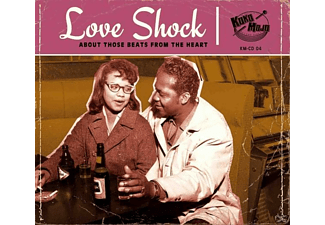 VARIOUS - Love Shock - (CD)