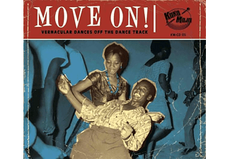 VARIOUS - Move On! - (CD)