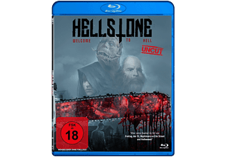 HELLSTONE-WELCOME TO HELL (UNCUT EDITION) - (Blu-ray)