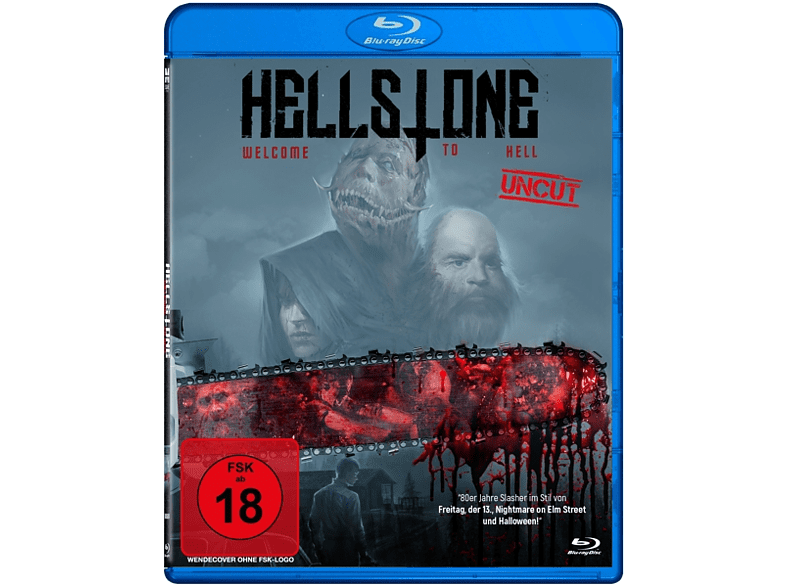 Hellstone - Welcome to Hell [Blu-ray]