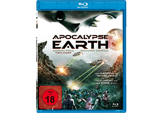 Apocalypse Earth - (Blu-ray)
