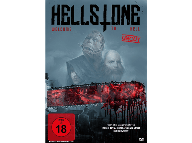 Hellstone - Welcome to Hell [DVD]