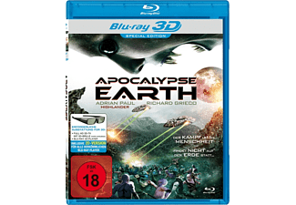 APOCALYPSE EARTH (3D) - (3D Blu-ray)