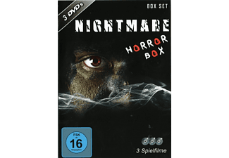 NIGHTMARE HORROR BOX - (DVD)