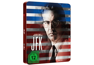 JFK - Steel Edition - (Blu-ray)