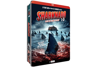 Sharknado 1-5 - (DVD)