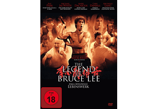 The Legend of Bruce Lee - (DVD)