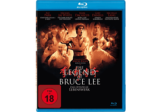 THE LEGEND OF BRUCE LEE-UNCUT EDITION - (Blu-ray)