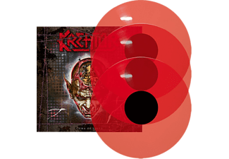 Kreator - Coma of Souls (Red) (Vinyl LP (nagylemez))