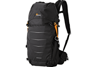 LOWEPRO Photo Sport BP 200 AW II, Fotorucksack für Foto Equipment, Schwarz