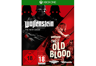 Wolfenstein The New Order & The Old Blood - Xbox One