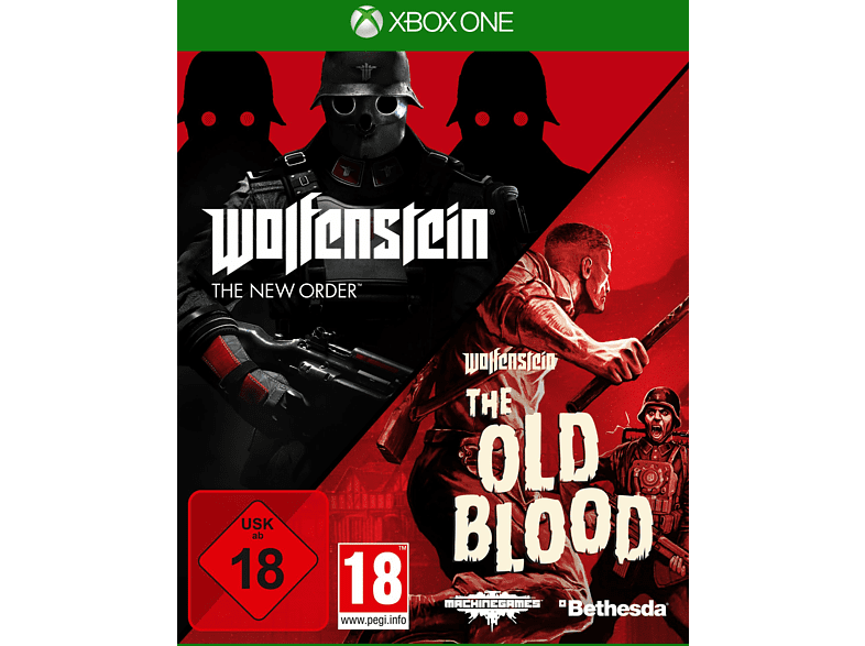 Wolfenstein The New Order & The Old Blood  [Xbox One]