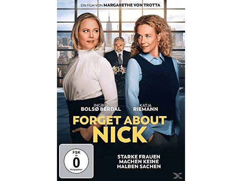 Forget about Nick [DVD]