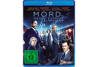 Mord im Orient Express - (Blu-ray)