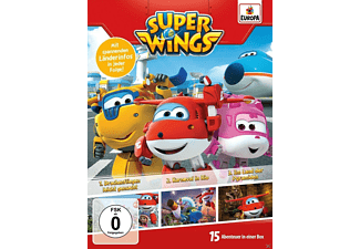 Super Wings - Folgen 1, 2, 3 - (DVD)
