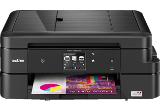 BROTHER MFC-J985DW, 4-in-1 Tinten-Multifunktionsdrucker