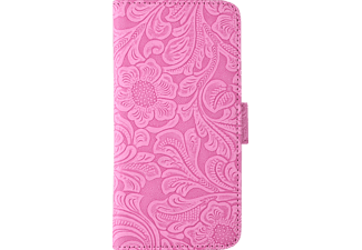 HOLDIT 613337 Handyhülle, Pink, passend für Apple iPhone X