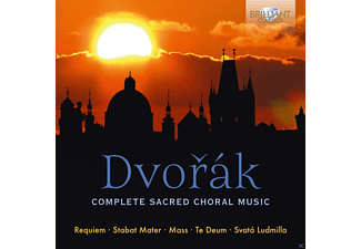 VARIOUS - Complete Sacred Music - (CD)