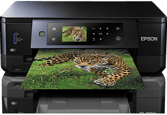 EPSON Expression Premium XP-640, 3-in-1 Multifunktionsdrucker, Schwarz