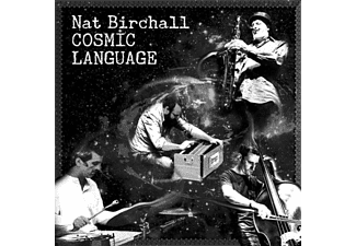 Nat Birchall - Cosmic Language - (CD)
