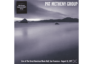 Pat Metheny Group - Live In San Francisco 1977 - (Vinyl)