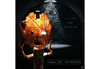 Clan Of Xymox - Days Of Black - (CD)
