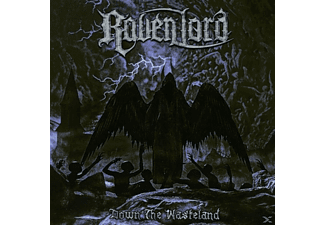 Raven Lord - Down the Wasteland - (CD)