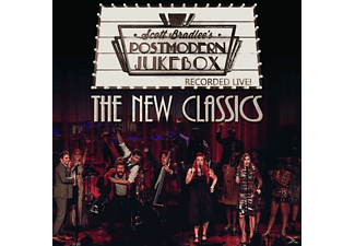 Scott Bradlee's Postmodern Jukebox - The New Classics (DVD+CD) - (DVD + CD)