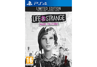 Life is Strange: Before the Storm Limited Edtion NL/FR PS4
