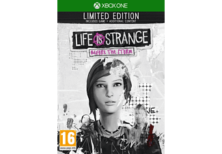 Life is Strange: Before the Storm Limited Edtion NL/FR Xbox One
