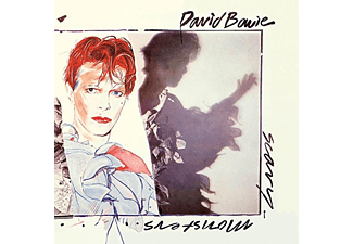David Bowie - Scary Monsters (And Super Creeps) (CD)