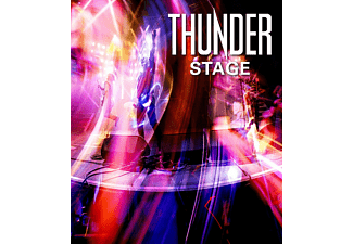 Thunder - Stage (DVD)