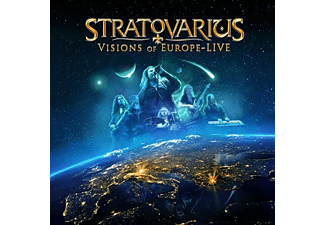 Stratovarius - Visions Of Europe (Reissue) (Vinyl LP (nagylemez))