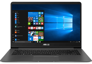 ASUS UX530UX-FY064T, Ultrabook mit 15.6 Zoll Display, Core™ i7 Prozessor, 8 GB RAM, 512 GB SSD, GeForce® GTX 950M, Grey-Metal