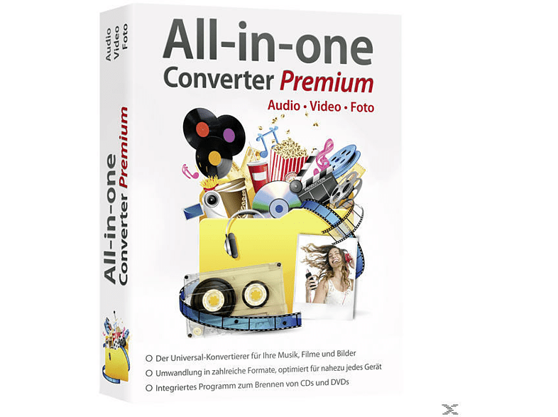 All in One Converter